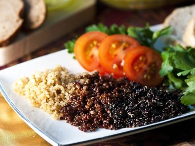 Find out more about quinoa