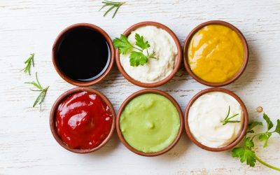 Find out more about sauces