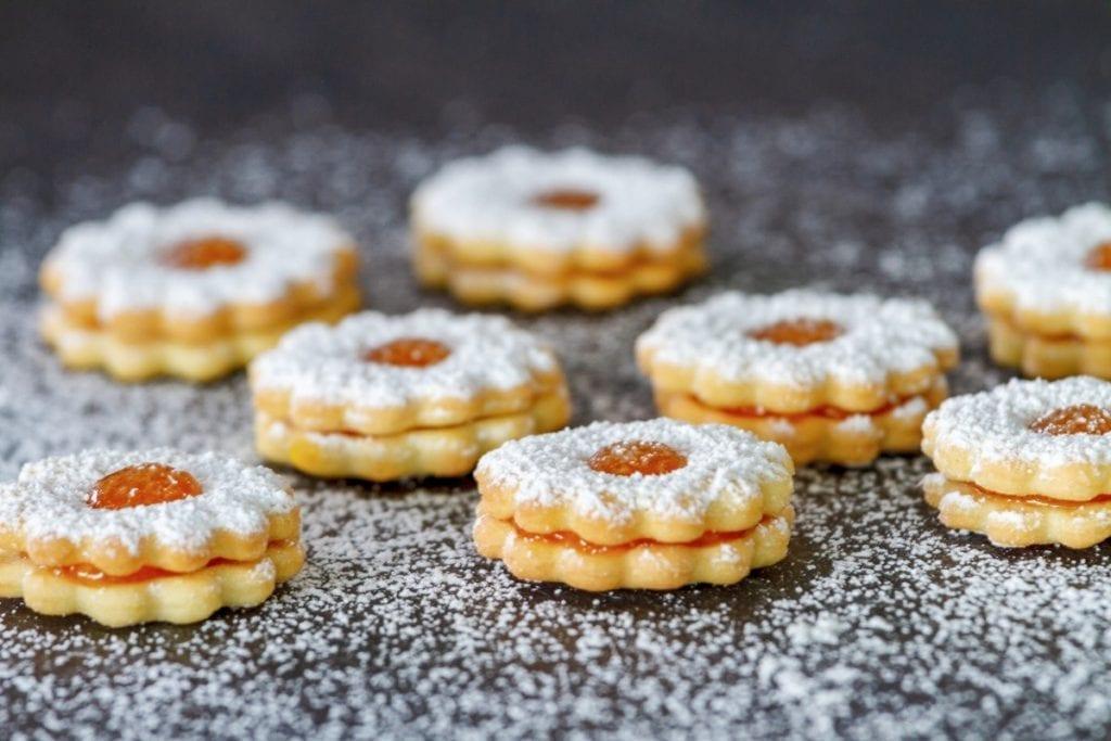 Milan shortcrust pastry