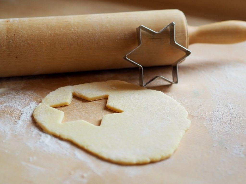 Naples shortcrust pastry