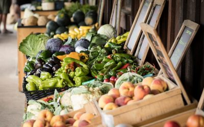 Find out more about farmers markets in Rome