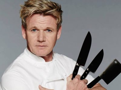 Find out more about Gordon Ramsay TV show