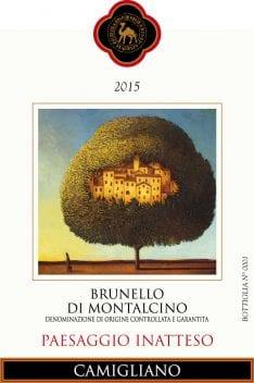 Brunello di Montalcino Paesaggio Inatteso 2015