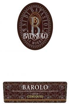 Barolo Cerequio 2016