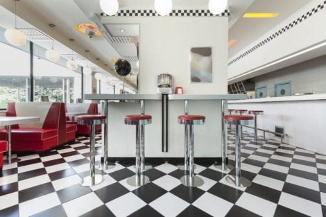 Find out more about American diners
