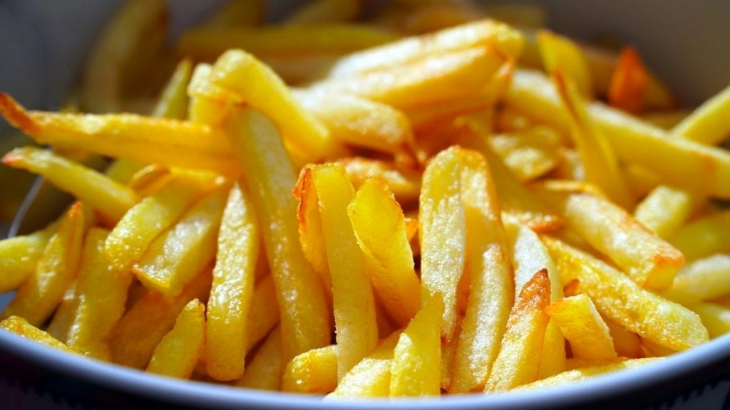 Find out more about potato chips