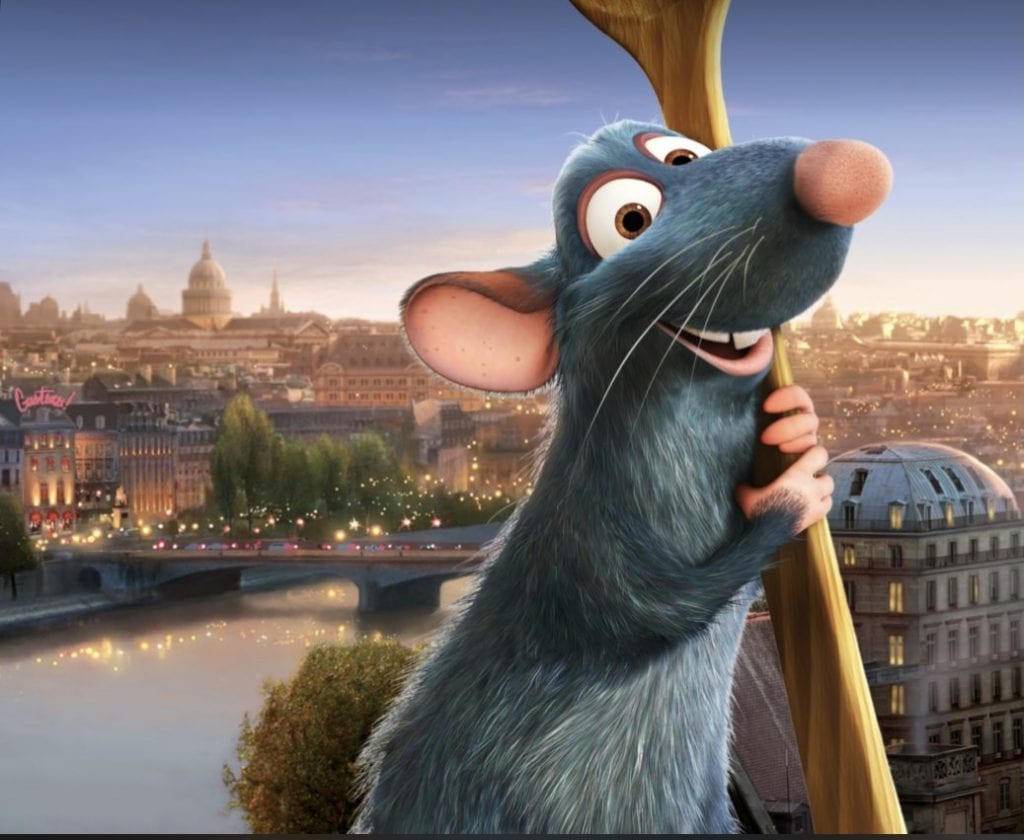 Find out more about ratatouille