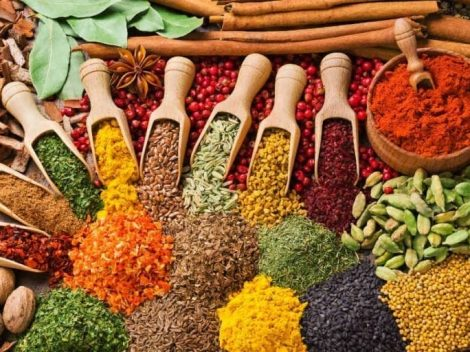 Find out more about spice blends