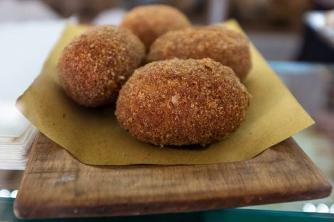 Find out more abou the best supplì' in Rome