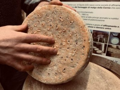 Find out more about raw milk cheese affinage