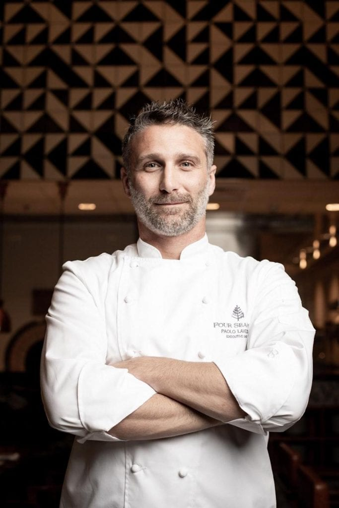 Find out more about Four Seasons Florence's new chef Paolo Lavezzini