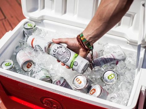 Find out more about Hard Seltzer