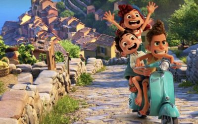 Find out more about Luca by Pixar