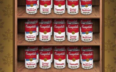 Find out more about Campbell's new look