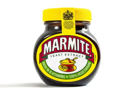 Find out more about Marmite