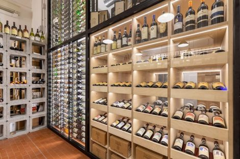 Find out more about wine vault