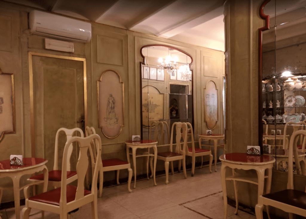 Find more about Klainguti pastry shop