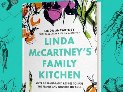 Find out more about Linda McCartney's Family Kitchen