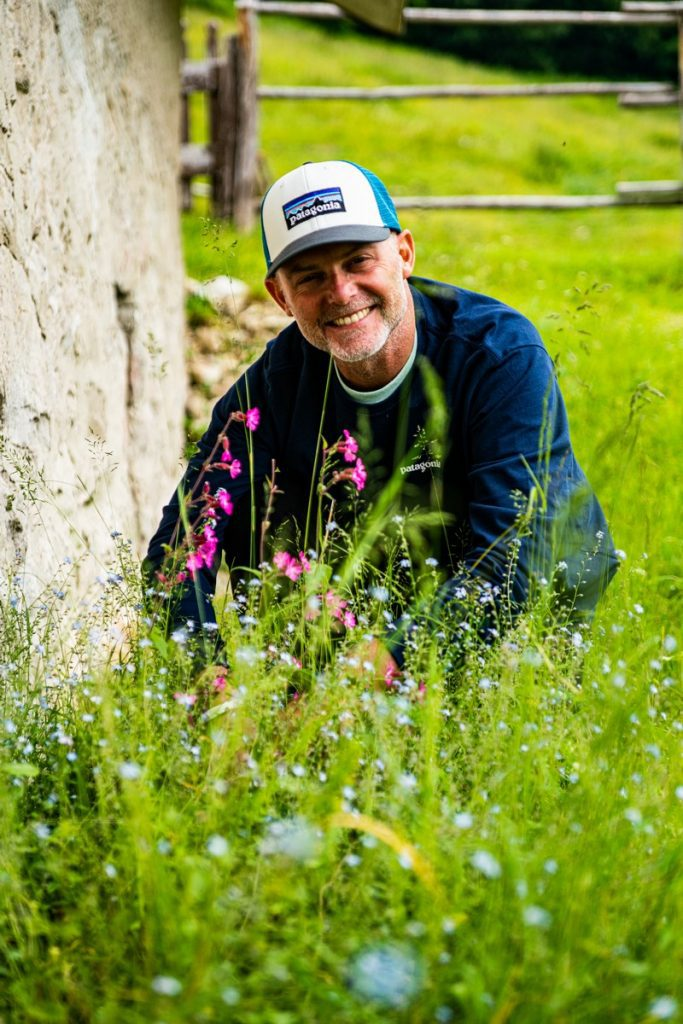 Find out more about Denis Lovatel's pizzas with wild herbs