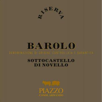 Barolo Sottocastello di Novello Ris. 2010