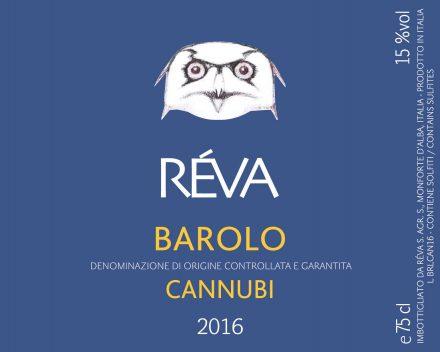 Barolo Cannubi 2016