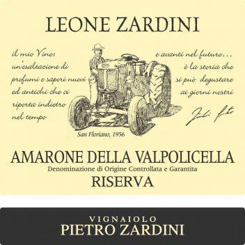Amarone della Valpolicella Cl. Leone Zardini Ris. 2013