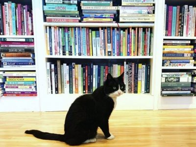 Find out more about Omnivore Books on Food bookshop